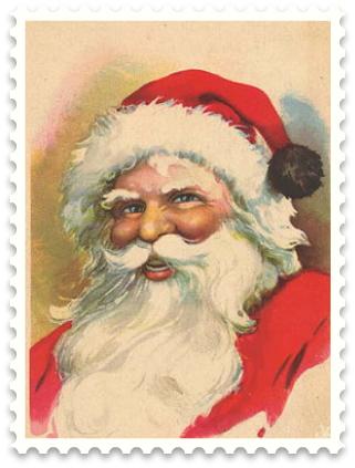 Vintage-santa-claus-postage-stamp-clip-art1