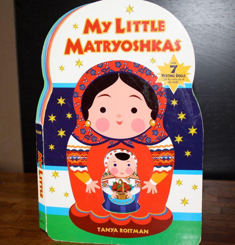 MyLittleMatroyoshaBook