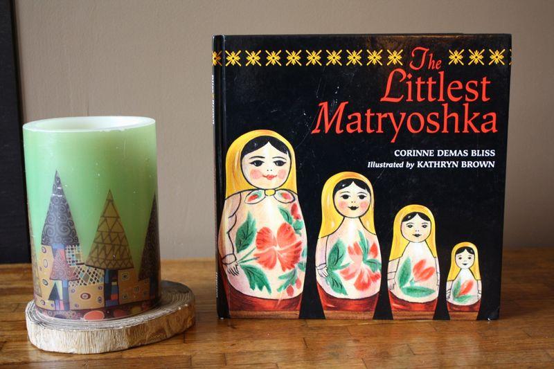 TheLittlestMatroyskaBook