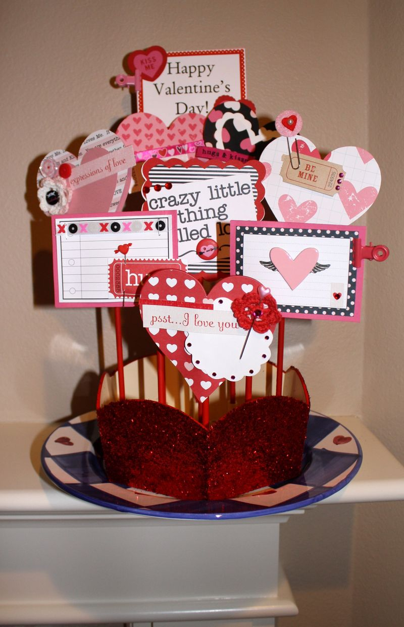 Fun Day Monday:  Valentine's Day Craft
