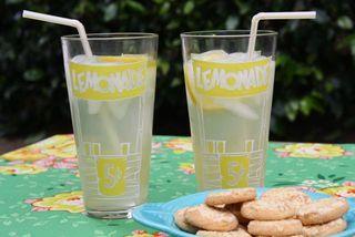 Yummy Wednesday:  Fresh Squeezed Lemonade