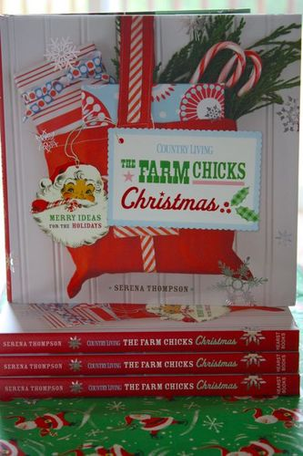 Farm Chicks:  The Christmas Book