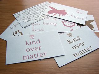 Kindovermattercards