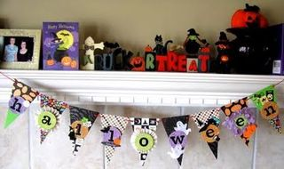 Halloweenbanner