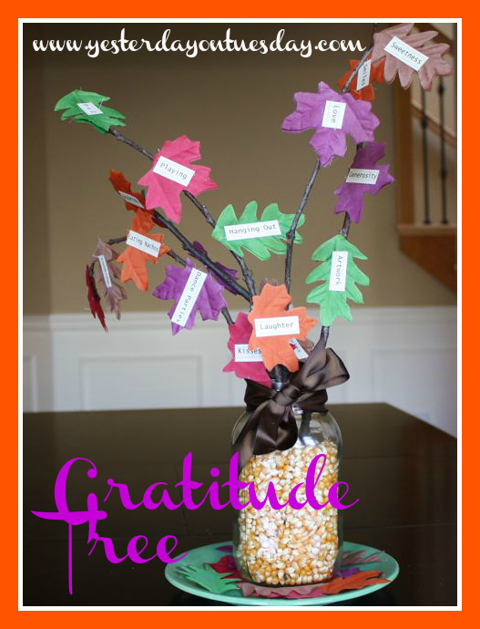 Thankgiving Crafts