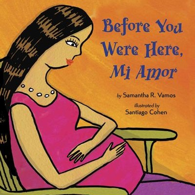 Giveaway:  Before You Were Here Mi Amor