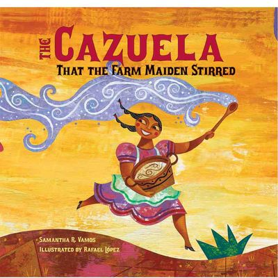 CAZUELA Cover