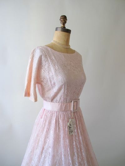 Balletvintagedress