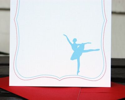Balletnotecards