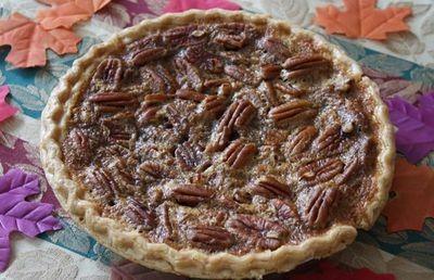 Dear Abby's Famous Pecan Pie Recipe