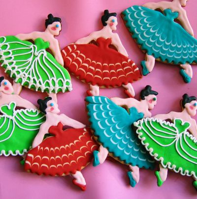 Balletcookies