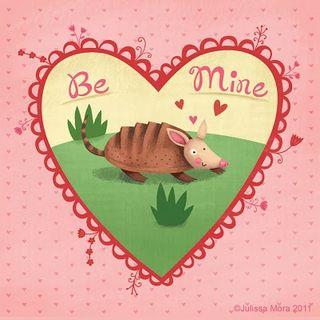 Valentine_armadillo