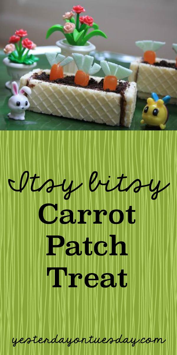Itsy Bitsy Carrot Patch
