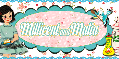 Millicent and Malia: Frosted Coffee Bars