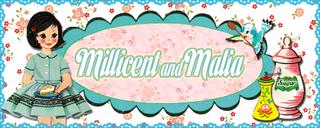 Millicent and Malia: Raspberry-Rhubarb Crumble