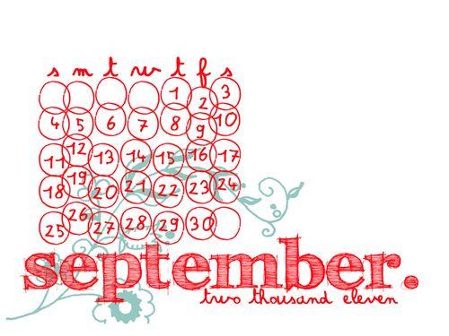 September large