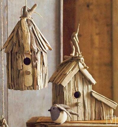 Driftwoodbirdhouse