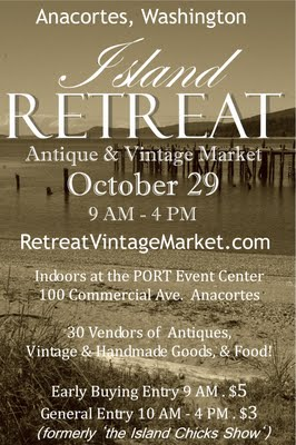 Island Retreat Antique & Vintage Market graphic LG