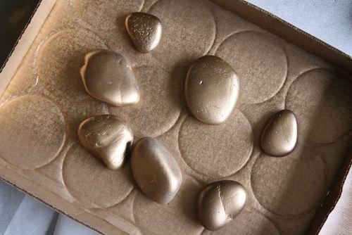 St. Pat's Lucky Gold - #yesterdayontuesday #st.patrick'sday #st.patrick'sdaycrafts