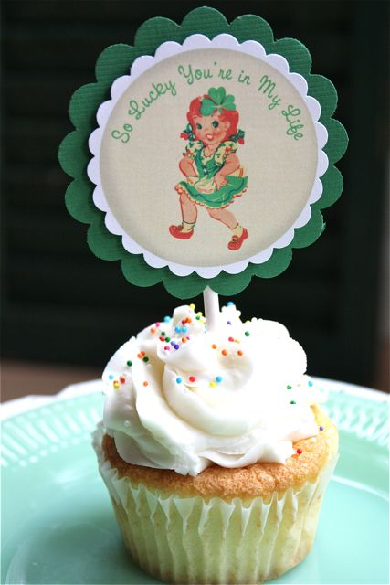 St. Patrick's Day Printables - #yesterdayontuesday #stpatricksday #stpatricksdayprintables