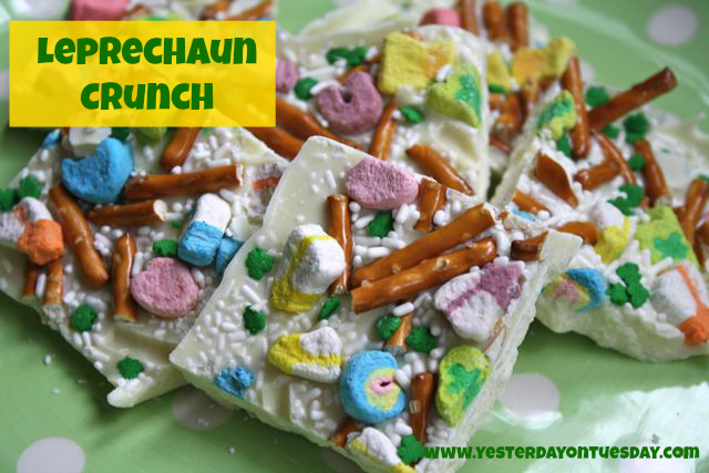 Quick Treat: Leprechaun Crunch