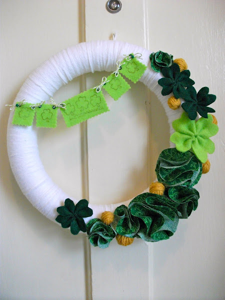 St. Patty's Wreath