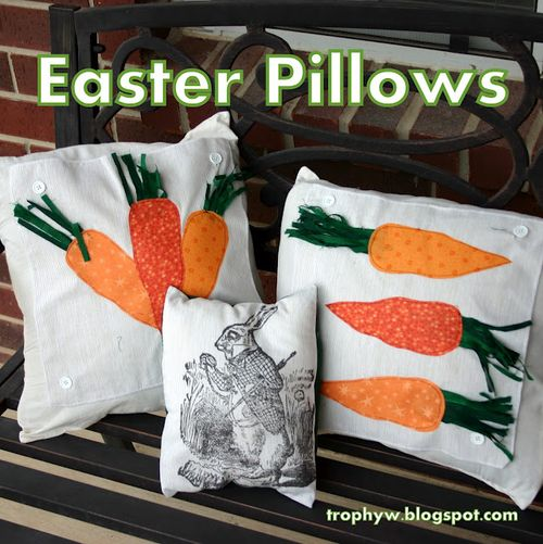 Easterpillows