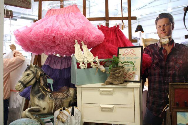 Pink-crinoline-skirt