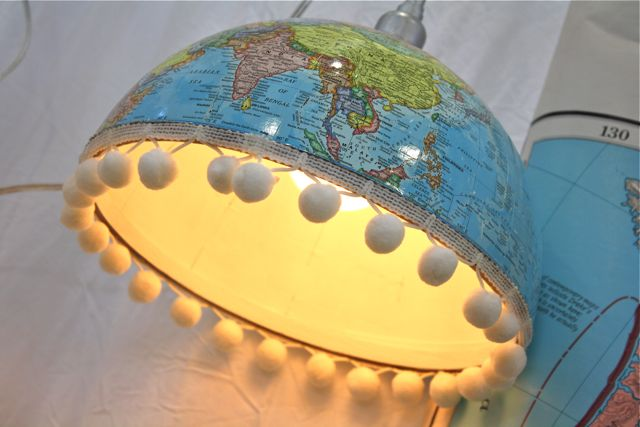 Globe-pendant-lamp