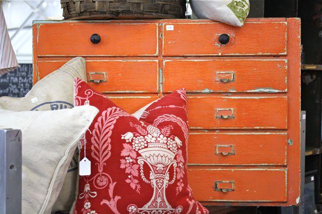 Orange-drawers