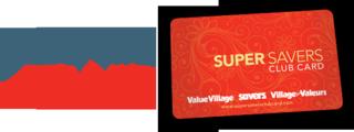 Super savers club card