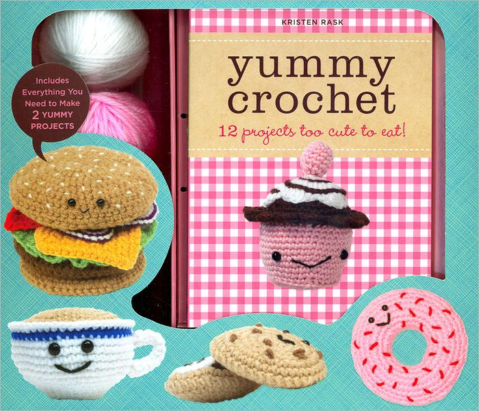 Yummy Crochet Kit