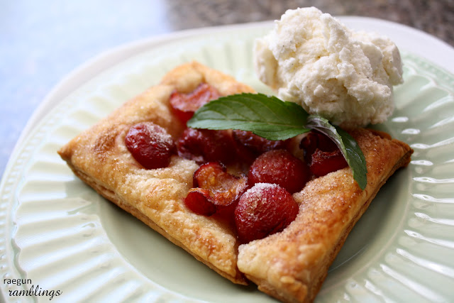 Cherry pies