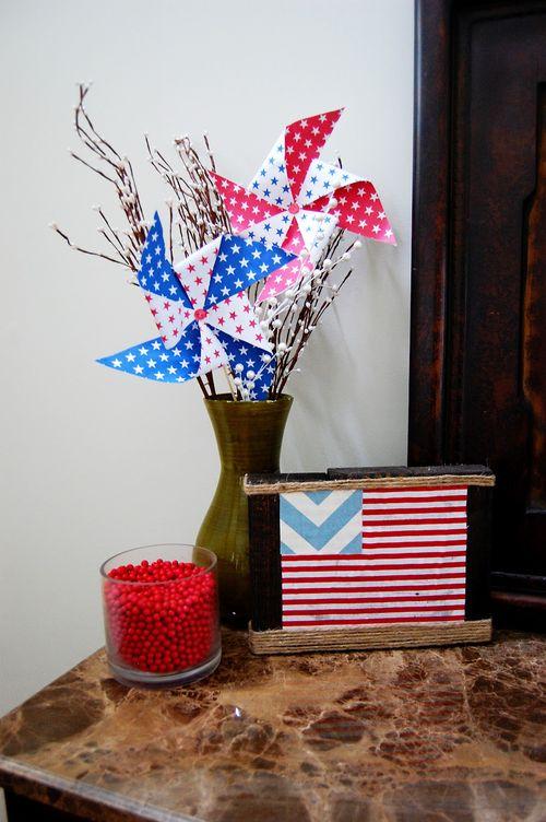 2 x 4 flag