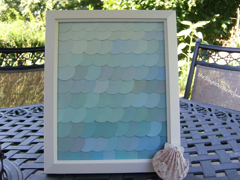 Paint Chip Artwork