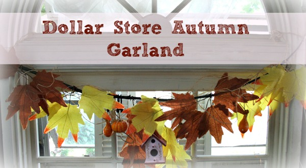 Dollar-Store-Autumn-Garland