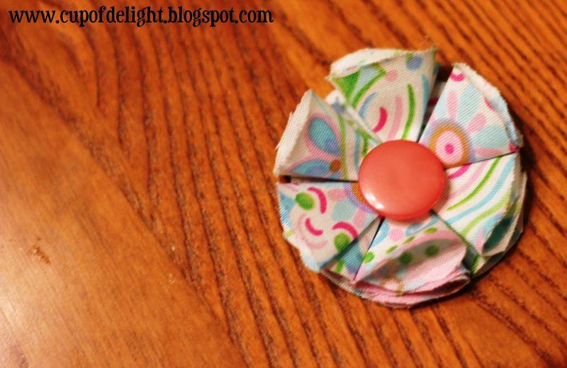 Pinwheel Flower 7