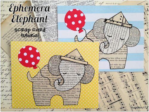 Ephemera elephant
