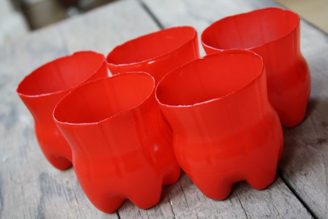 Red Plastic Cups - Yesterday on Tuesday