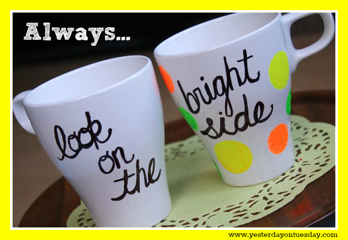 Bright Side Mugs - YoT