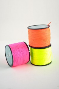 Neon Twine - Emerald and Ella