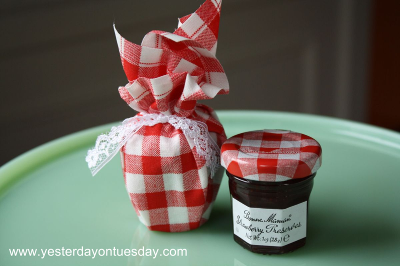 Mini Jams - Yesterday on Tuesday #bonnemaman #jam #mercywatson #picnic