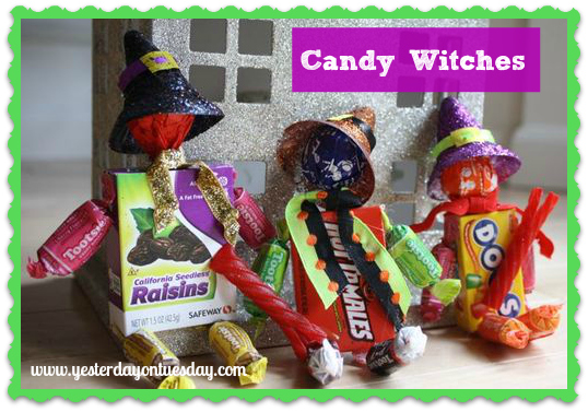 Darling Candy Witches