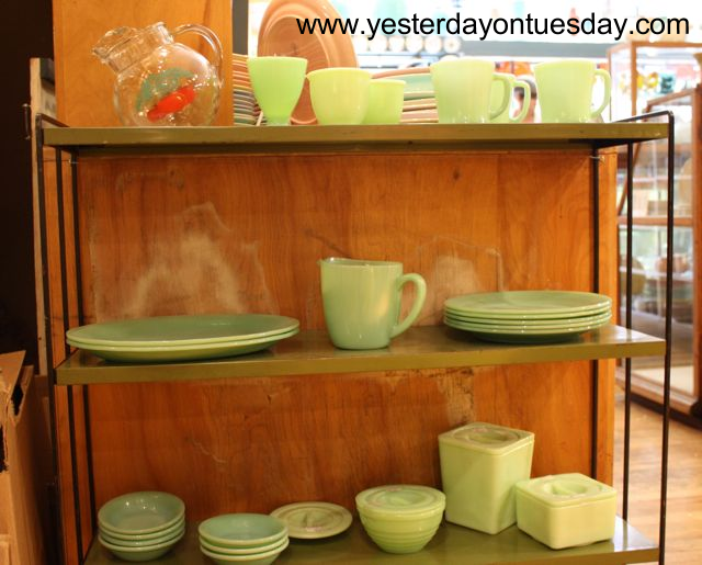 Jadeite - Yesterday on Tuesday
