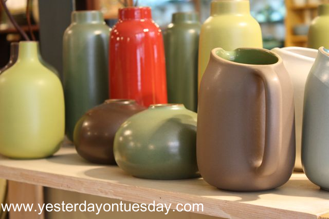 Vintage Heath Pottery - Yesterday on Tuesday