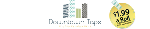 Downtown Tape Logo