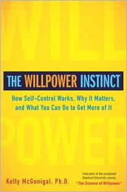 Book Review: The Willpower Instinct