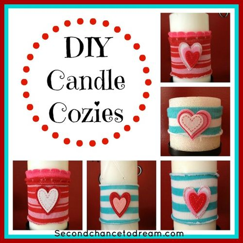 Candle Cozie - Second Chance to Dream