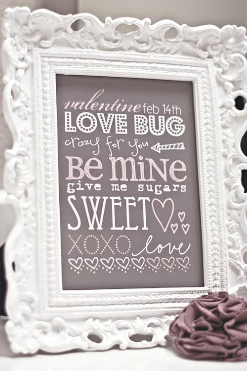 Valentine Art - Libby Bonjour