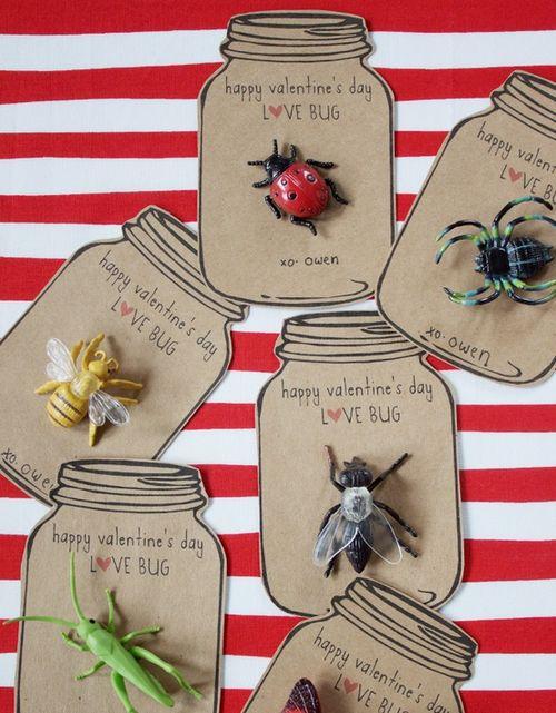 Love Bug Valentines - Dandee Designs #dandeedesigns #valentines #kidsvalentines #valentinesday
